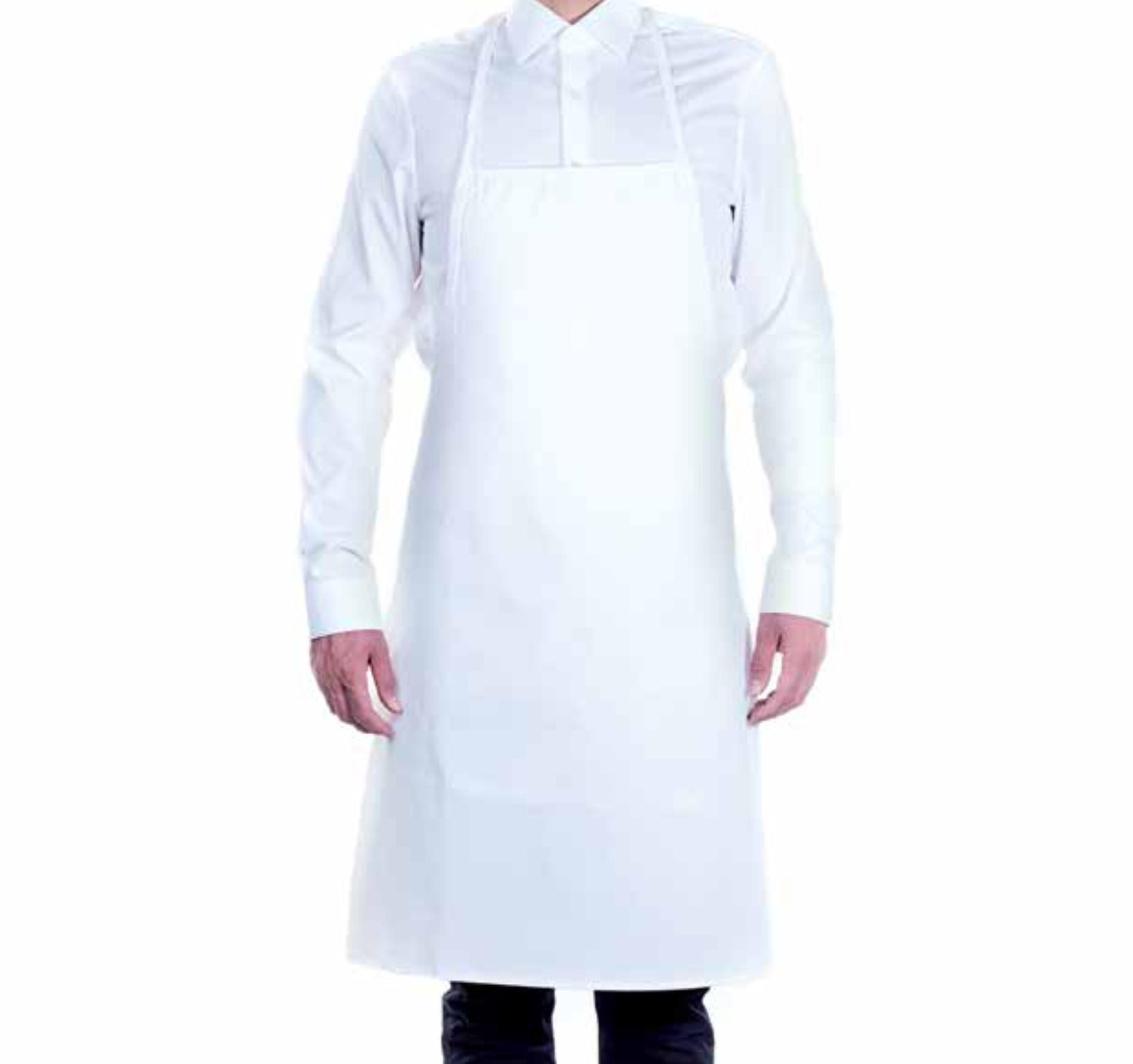 Avental De Cozinha Branco Higimaia
